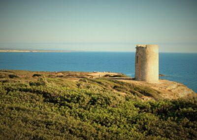 Torre sa Mora Capo Mannu