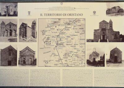 Le chiese del territorio di Oristano
